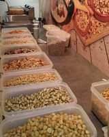 Weer genoeg voorraad, heerlijke warme noten! Wat is jou favoriet?…
